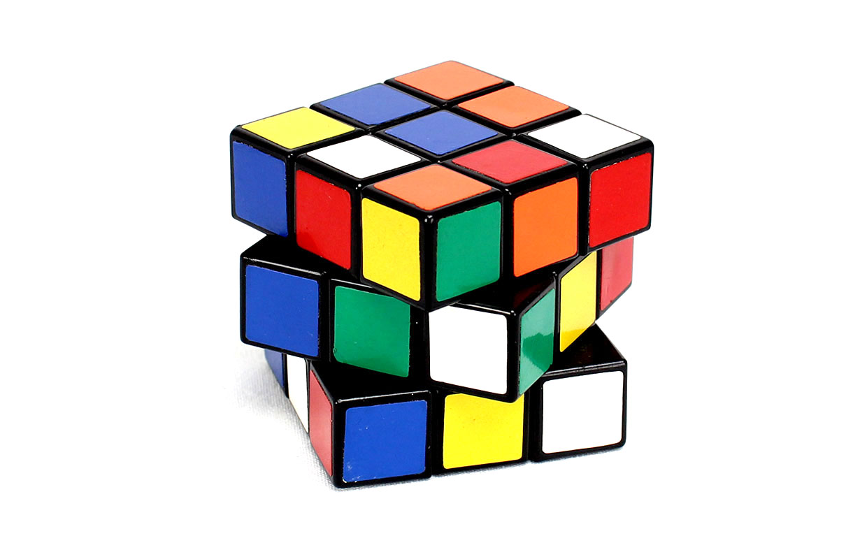 10 rubik s cubes specially designed for the blind project ray for
